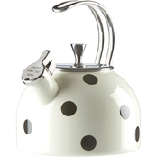 Kate Spade by Lenox Scatter Dot Teakettle