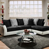 Chelsea Home Lambda 2 pc. Sectional