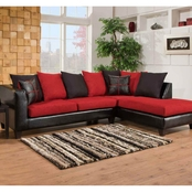 Chelsea Home Mu 2 pc. Sectional