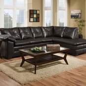 Chelsea Home Epsilon 2 pc. Sectional