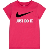 Nike Little Girls Just Do It Tee