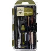 Tac Shield AR 15 Field Cleaning Kit, 17 pc.
