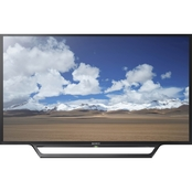 Sony 32 In. 60Hz LED Smart TV KDL32W600D