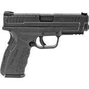 Springfield XD-Mod.2 9mm 4 in. Barrel 10 Rnd 2 Mag Pistol Black