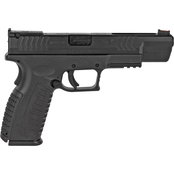 Springfield XDM 9mm 5.25 in. Barrel 19 Rnd 3 Mag Pistol Black