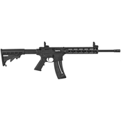 S&W M&P15-22 22 LR 16.5 in. Barrel 25 Rds Rifle Black