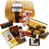 The Gourmet Market The American Artisan Chocolate Gift Chest