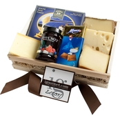 The Gourmet Market A Gourmet Taste of Switzerland Gift Crate