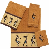 Avanti Linens Kokopelli 4 Pc. Towel Set