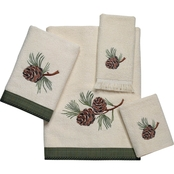 Avanti Linens Pine Creek 4 Pc. Towel Set