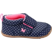 Carter's Every Step Infant Girls Eve Classic Booties