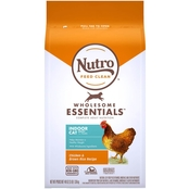 Nutro Indoor Adult Cat Chicken Cat Food 3 lb. Bag