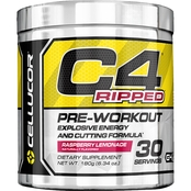 Cellucor C4 Ripped Pre-Workout Energy Formula
