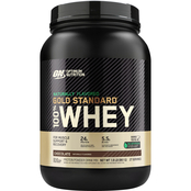 Optimum Nutrition All Natural Gold Standard 100% Whey Protein Powder, 27 servings