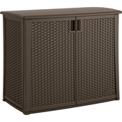 Suncast Resin Outdoor Patio Cabinet