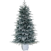 Puleo  5 Ft. Artificial Potted Tree