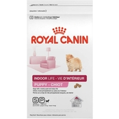 Royal Canin Lifestyle Health Nutrition Indoor Life Puppy Dog Food, 2.5 lb.