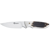 Boker Pine Creek Wood Handle Fixed Blade Knife