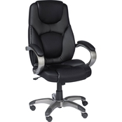 Z-Line Executive Chair with Mesh Accents