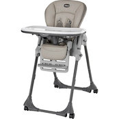 Chicco Polly High Chair, Papyrus