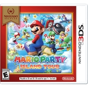 Nintendo 3DS Nintendo Selects: Mario Party: Island Tour (3DS)