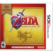 Nintendo 3DS Nintendo Selects: Legend of Zelda: Ocarina of Time (3DS)