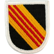 Army Flash 5th Vietnam Special Forces Military Insignia