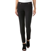 Michael Kors Petite Solid Pull On Leggings