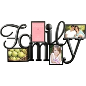 Burnes Of Boston Family 4 Opening Collage Frame