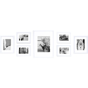 Gallery Perfect 7 Pc. Wall Frame Kit