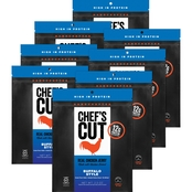 Chef's Cut Real Chicken Jerky Buffalo Style 8 Pk.