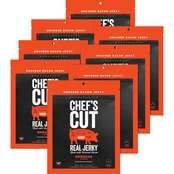 Chef's Cut Real Bacon Jerky Sriracha 8 Pk.