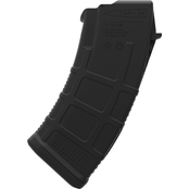Magpul Industries PMAG 20 AK/AKM MOE 7.62x39mm, 20 Rounds, Black Finish