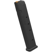 Magpul Industries PMAG 27 GL9- Glock 9X19mm Parabellum, 27 Rounds