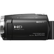 Sony Full HD Handycam Camcorder with Exmor R CMOS sensor