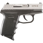SCCY CPX3 380 ACP 3.1 in. Barrel 10 Rnd 3 Mag Pistol Duo Tone