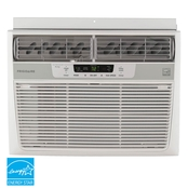 Frigidaire 12,000 BTU 115V Window Compact Air Conditioner with Temp Sensing Remote