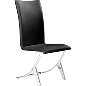 Zuo Delfin Dining Chair 2 Pk.