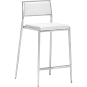 Zuo Dolemite Counter Chair 2 Pk.