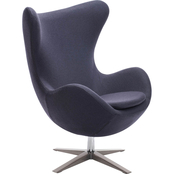Zuo Skien Arm Chair