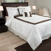 Lavish Home Camille Comforter Set