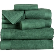 Lavish Home Egyptian Cotton Towel 10 pc. Set