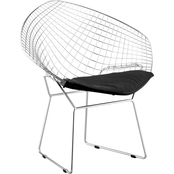 Zuo Net Dining Chair 2 Pk.