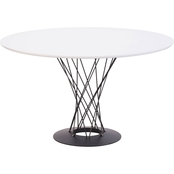 Zuo Spiral Dining Table