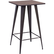 Zuo Titus Bar Table