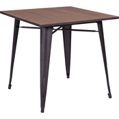 Zuo Titus Square Dining Table