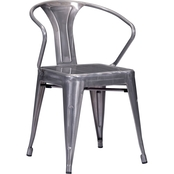Zuo Helix Dining Chair 2 Pk.