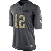 Nike NFL Indianapolis Colts Men's Luck Salute to Service Jersey