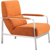 Zuo Jonkoping Arm Chair