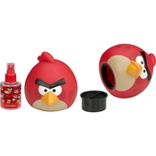 Reba Americas Angry Birds Red Bird Piggy Bank With Eau De Toilette Spray